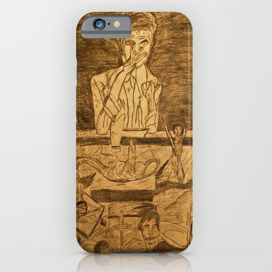 mind at work  iPhone & iPod Case