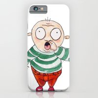 iPhone & iPod Case featuring Nose by amaiaacilu