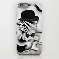iPhone & iPod Case featuring gentle smoke by IMDCHK