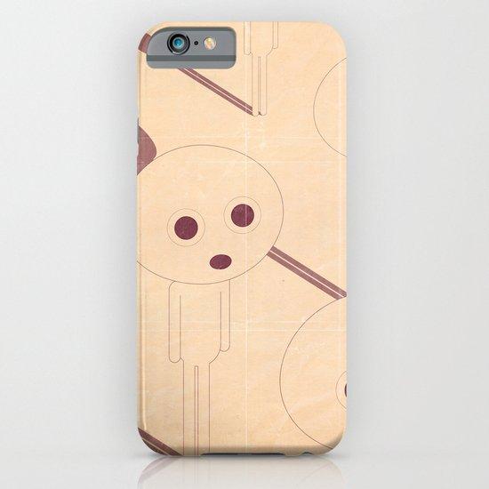 p e r p l e s s i iPhone & iPod Case
