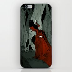 Snow White Lost in the Woods iPhone & iPod Skin