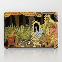 The Woodland Ghosts iPad Case
