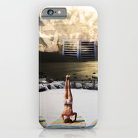 iPhone & iPod Case featuring Snow in Summer by Alev Takil
