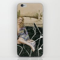 In Your Hands iPhone & iPod Skin