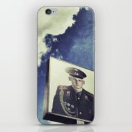 Checkpoint Charlie iPhone & iPod Skin