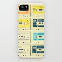 iPhone 5s & iPhone 5 Cases featuring All Tomorrow's Parties by Cassia Beck