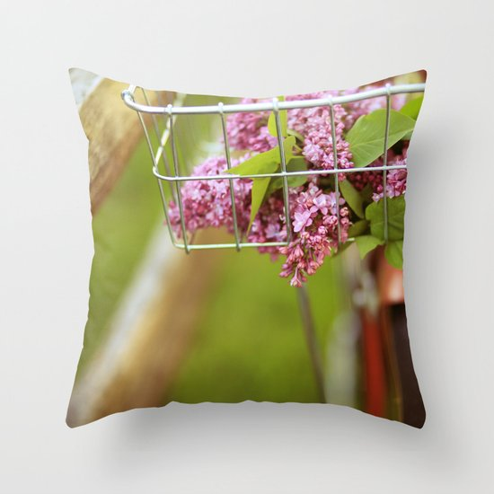 This Is A Love Story Throw Pillow