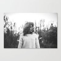 I Know My Thoughts But I… Canvas Print