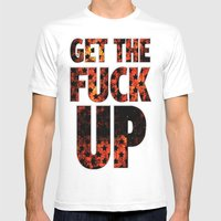 Concert Tee Mens Fitted Tee White SMALL