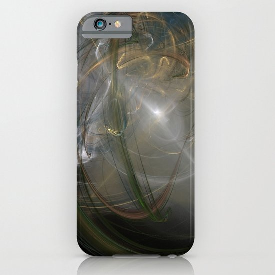 Light Through The Chaos iPhone & iPod Case