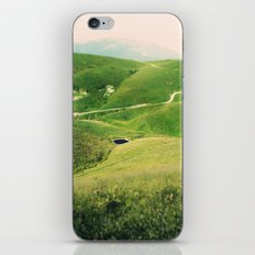Monte Grappa, North Italy iPhone & iPod Skin