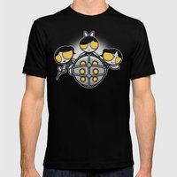 Sugar And Splice And Eve… Mens Fitted Tee Black SMALL