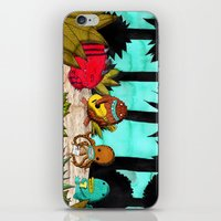 This Is Where I Want To Be iPhone & iPod Skin