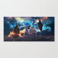 Avatar: The Last Airbend… Canvas Print