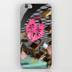 Wynwood Locks iPhone & iPod Skin