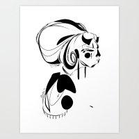 Every Second Is A Handfu… Art Print