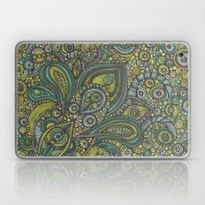 Blue safari Laptop & iPad Skin