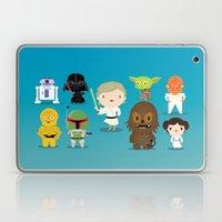 The Force Laptop & iPad Skin