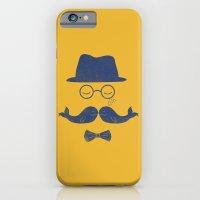 Joyful Whales iPhone 6 Slim Case