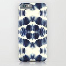 BOHEMIAN INDIGO BLUE iPhone 6 Slim Case