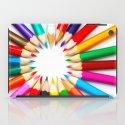 Color Pencils iPad Case