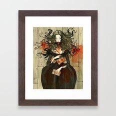 Berenice Framed Art Print