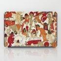 Go Longboard Vintage iPad Case