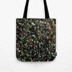 Panelscape: colours from KARMA CHAMELEON 3 Tote Bag