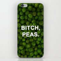 PEAS iPhone & iPod Skin