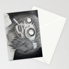 Self Destruct Stationery Cards