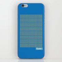 (500) iPhone & iPod Skin