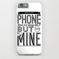 This is mine iPhone 6 Slim Case