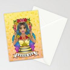 Buzz Buzz Stationery Cards