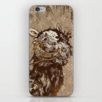 Loui Vui-Taun Taun iPhone & iPod Skin