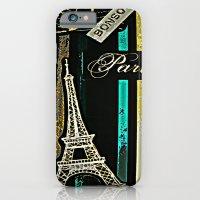 BONSOIR - metal iPhone 6 Slim Case