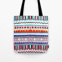 VIVID HUYANA Tote Bag