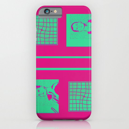 """""""Shaking the Habitual"""" by Virginia McCarthy iPhone & iPod Case"""