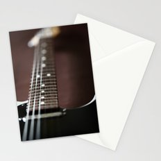 Up close Tele Stationery Cards