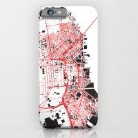 San Francisco Noise Map iPhone 6 Slim Case