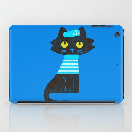Fitz - Sailor cat iPad Case