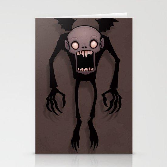 Nosferatu Stationery Card