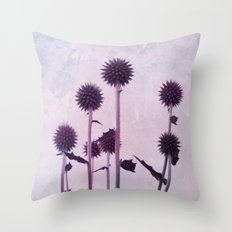 a day in august Throw Pillow