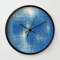 Beauty from inside Wall Clock