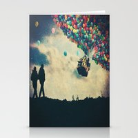 Walk On Stationery Cards