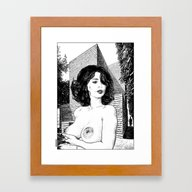 Apollonia Saintclair 345… Framed Art Print