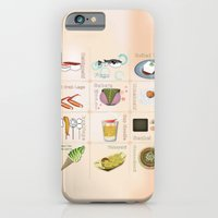 iPhone & iPod Case featuring Japanese Food  by CarmanPetite