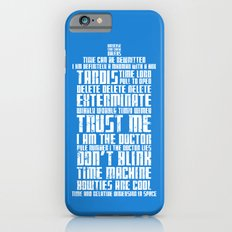 Tardis Slim Case iPhone 6s
