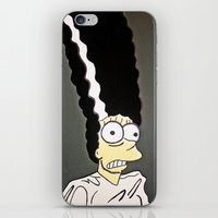Marge, The Bride iPhone & iPod Skin