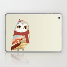Winter Owl Laptop & iPad Skin