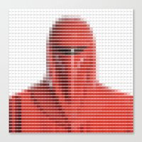 Imperial Guard - StarWar… Canvas Print